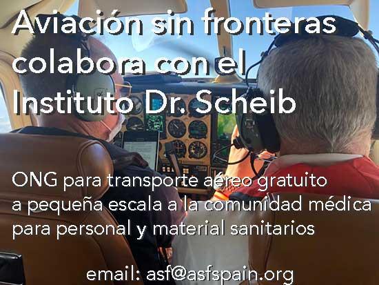 transporte de personal y material sanitario gratuito en España